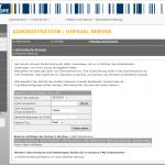 HostEurope: automatisches Backup bei Virtual-Servern einrichten
