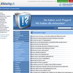Alfahosting FAQ & Doku