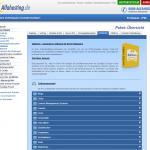 Alfahosting: Vorinstallierte Software